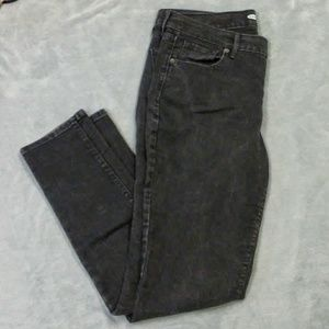 Diva Faded Black Skinny Jeans